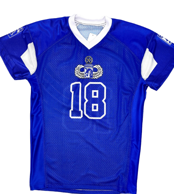 18th Football Jersey