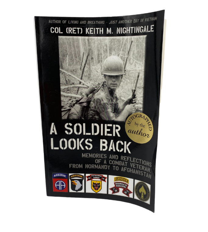 A Soldier Looks Back
