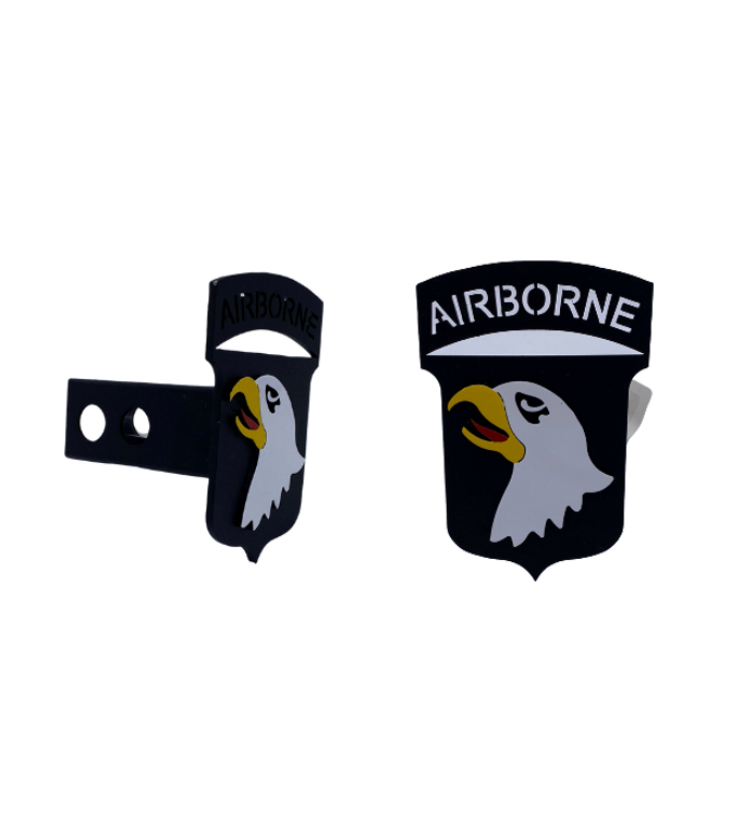 101st ABN Hitch Cover