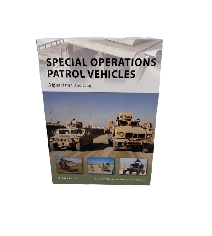 Special Operations Patrol Vehicle