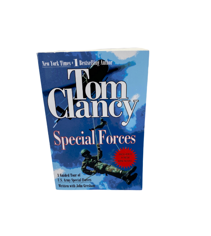Special Forces By Clancy