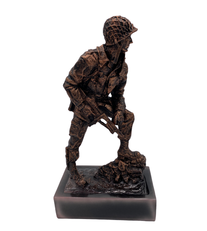 Iron Mike Statue