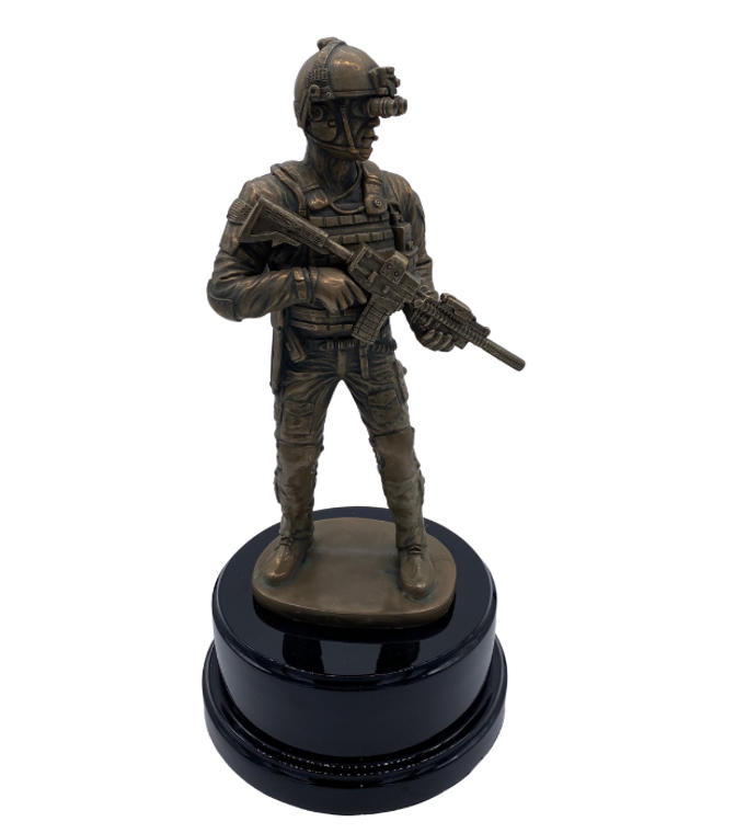 Large SF Combat Soldier