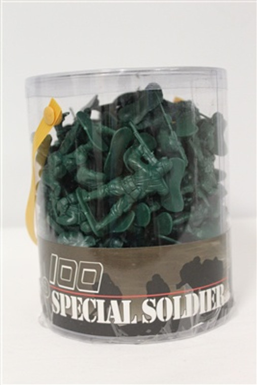 Classic Toy Soldiers 100PC