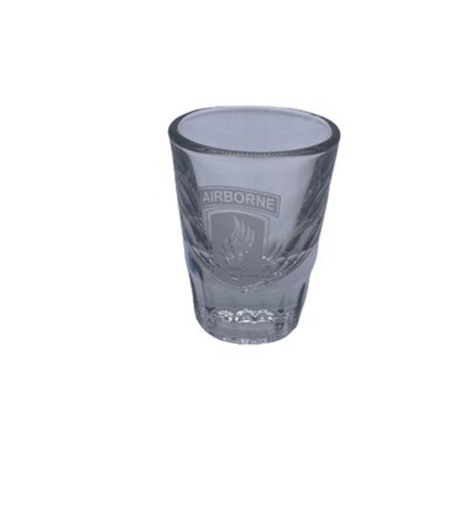 173rd ABN Shot Glass