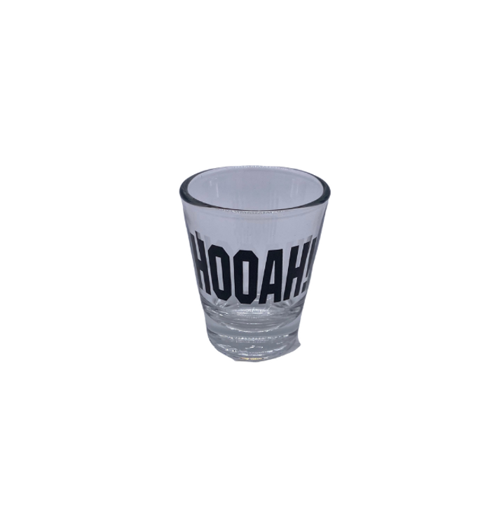 Hooah Shot Glass
