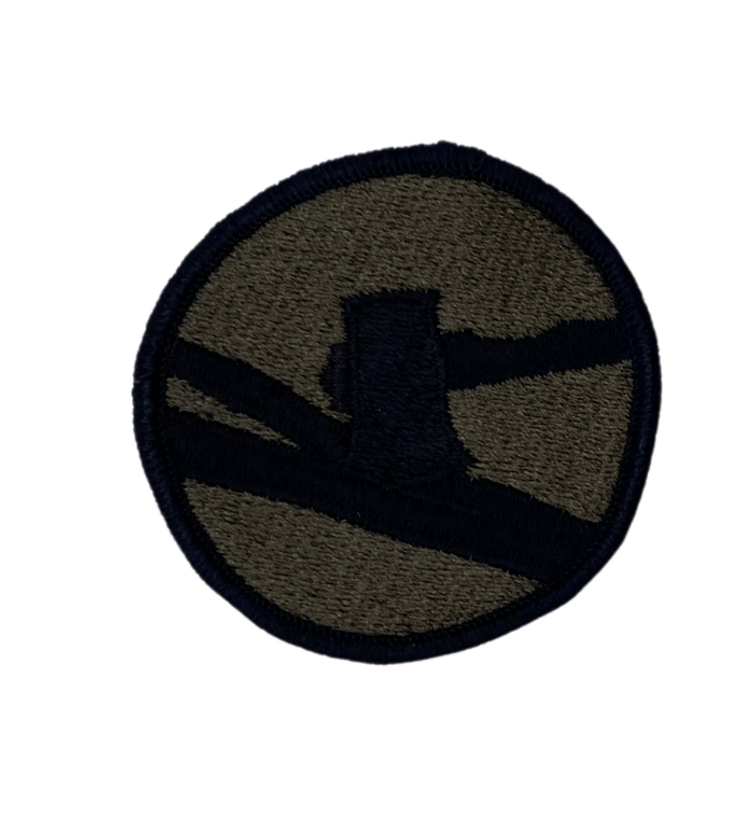84th Inf Div Patch