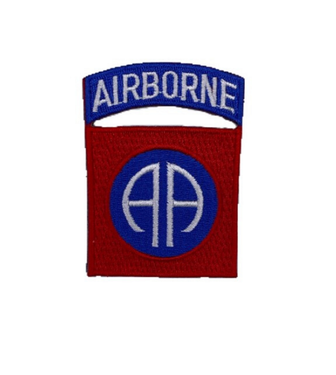 82nd ABN Patch