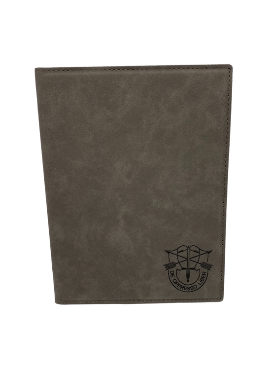 7x9 SF Crest Note Pad