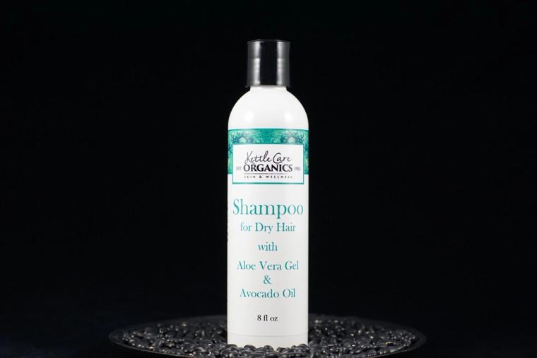 Shampoo for Dry Hair with Moisturizing Aloe Vera & Avocado, 8 fl ozpoo 8oz