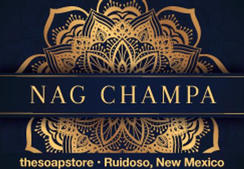 Nag Champa – Glycerin Soap