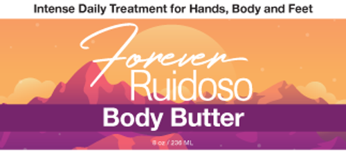 Forever Ruidoso Body Butter, 8 oz.