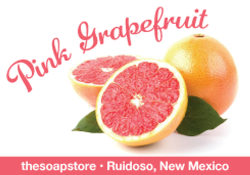 Pink Grapefruit – Glycerin Soap