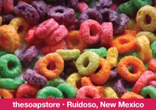 Fruit Loops – Glycerin Soap