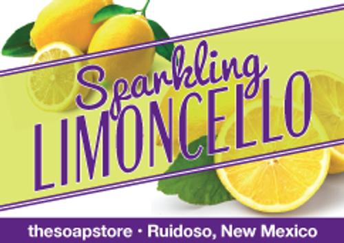 Sparkling Limoncello – Glycerin Soap