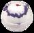Black Raspberry Vanilla Bath Bomb