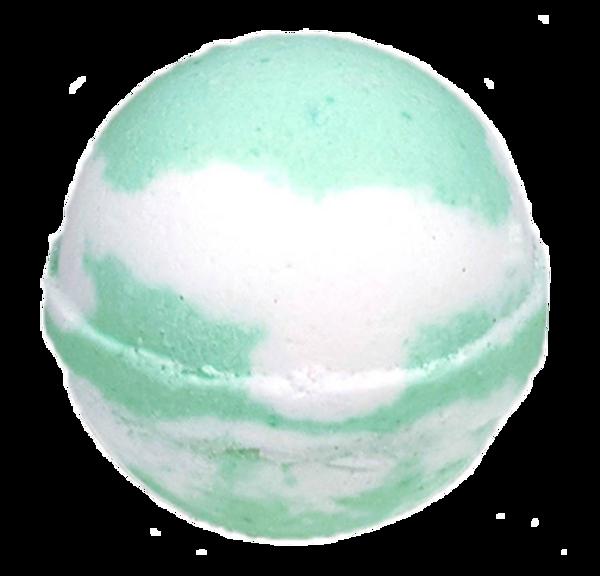 Coconut Lime Bath Bomb