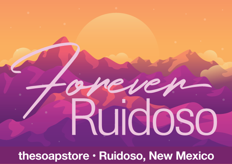 Forever Ruidoso – Glycerin Soap w/Triple Butter