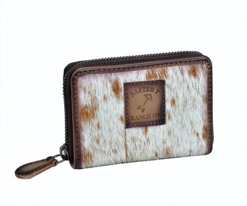 Cowtown Brown Credit Card Wallet