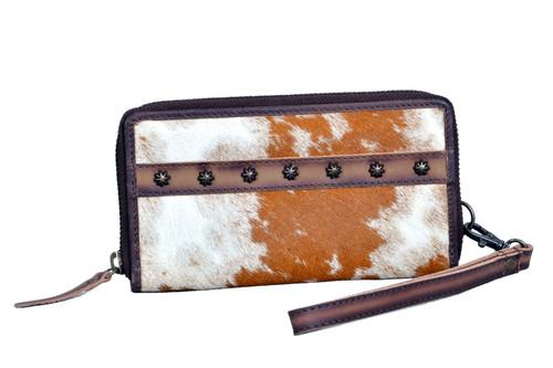 Cowtown Brown Wallet
