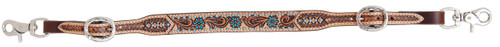 Zuni Turquoise Wither Strap