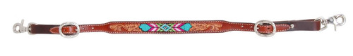Beaded Inlay Wither Strap