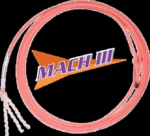 Mach 3 Heel Rope