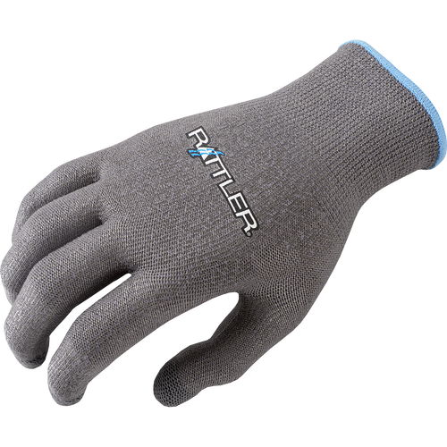HP Rattler Steel Grey Gloves