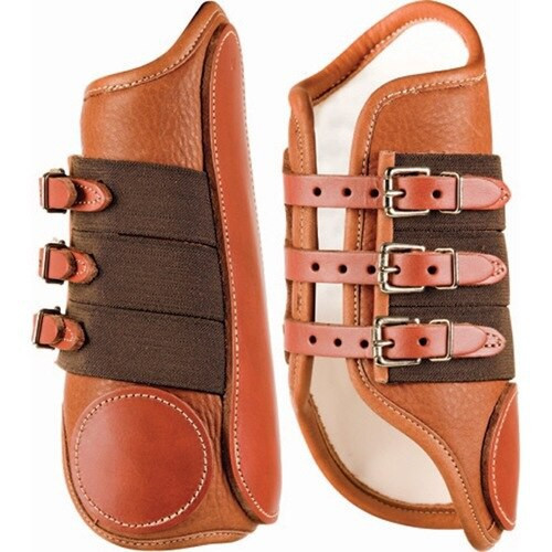 Cactus Gear Leather Splint Boot
