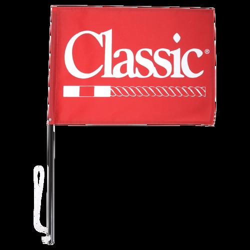 Classic Equine Judges Flag