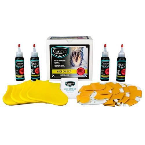 Curicyn Hoof Care Kit