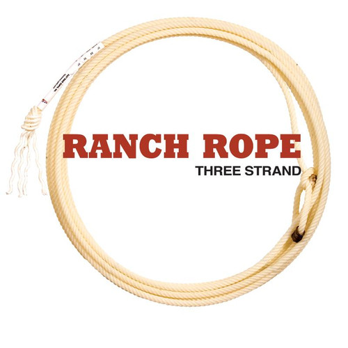 Ranch Rope 3-Strand