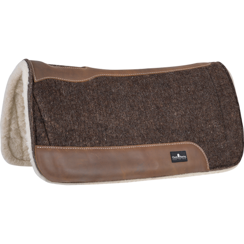 Blended Felt/Fleece Pad