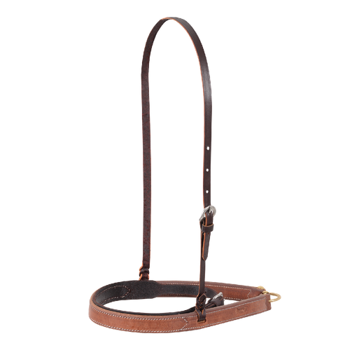 Leather Cavesson Nosebands