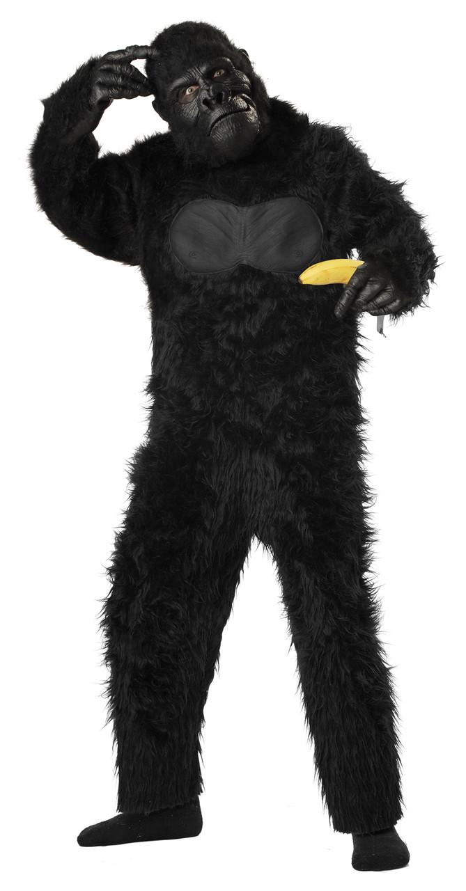 Children/'s Gorilla//Ape Mascot Costume