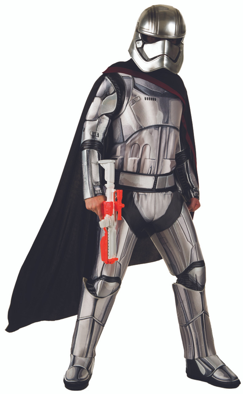 Adult Captain Phasma Star Wars Force Awakens Costume