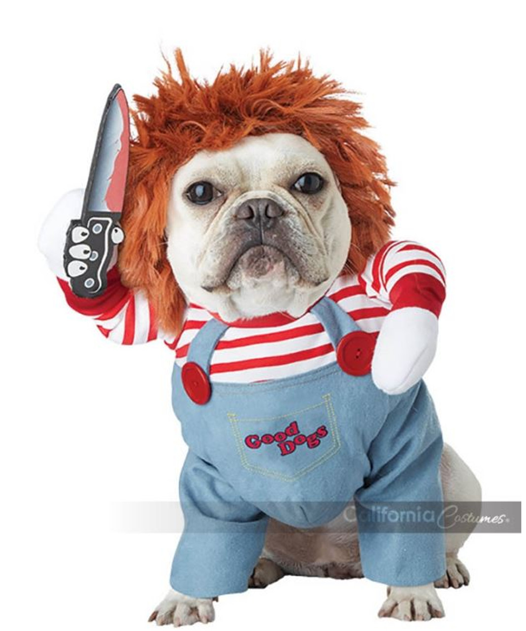 Good Dogs Deadly Doll Dog Costume