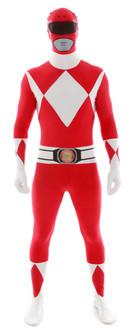 Classic Red Power Ranger Morphsuit