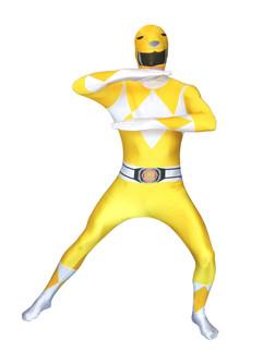 Yellow Power Ranger Morphsuit