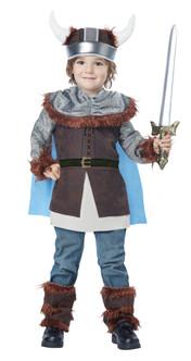 Children's Valiant Viking Costume