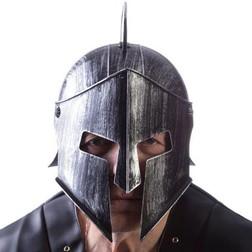 Knight Helmet Made of Plastic Iron