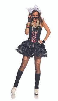 Awesome 80s Ladies Costume