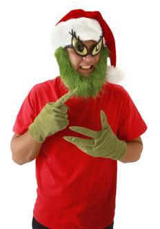 Dr Seuss Grinch Glasses