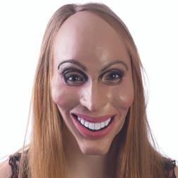 Eradicate Female Purge Mask