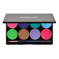 Mehron Paradise Makeup AQ™ - 8 Color Palette - Pastel