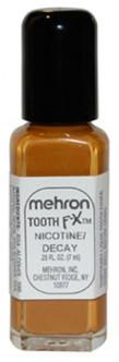 Mehron Nicotine Yellow Tooth FX Colour
