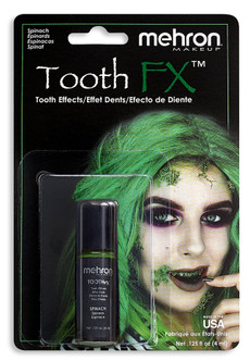 Mehron Spinach Green Tooth FX Colour