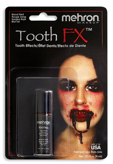 Mehron Blood Red Tooth FX Colour - 4ml