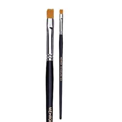 "Mehron Stageline 3/16"" Flat End Makeup Brush - #314"
