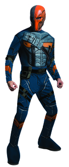 Deathstroke Batman Arkham City Costume